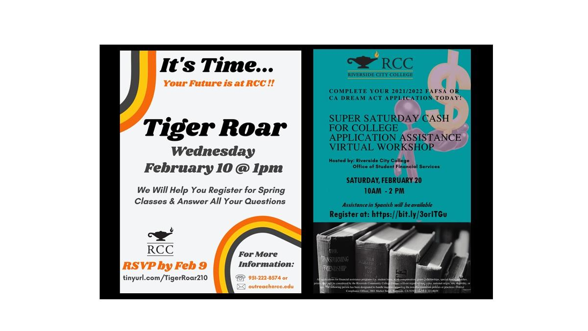 Tiger Roar - Cash for College