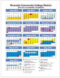 Rcc Calendar 2021 Academic Calendar